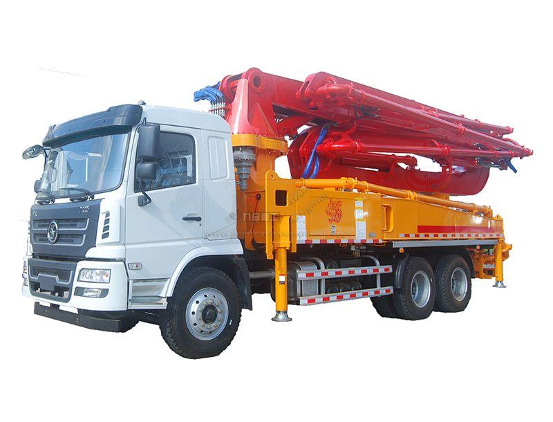 38M concrete pump truck