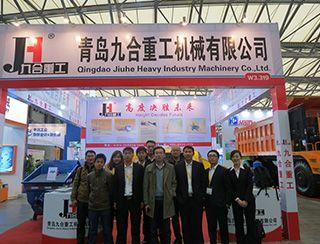Bauma China 2012 in Shanghai