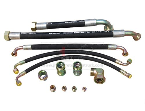 hydraulic hose and joints