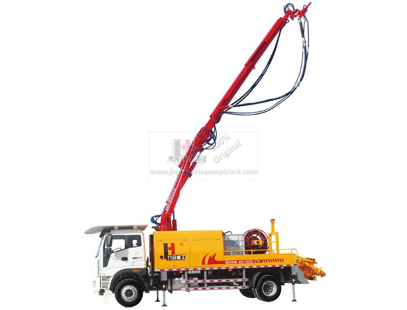 JHSTC30 wet shotcrete truck