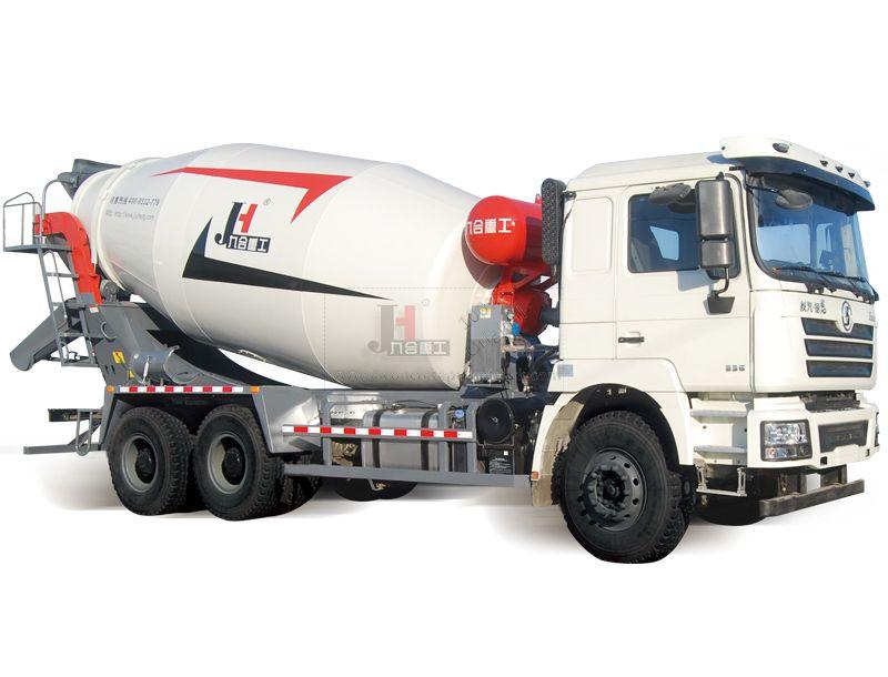 16m3 Concrete Mixer Truck