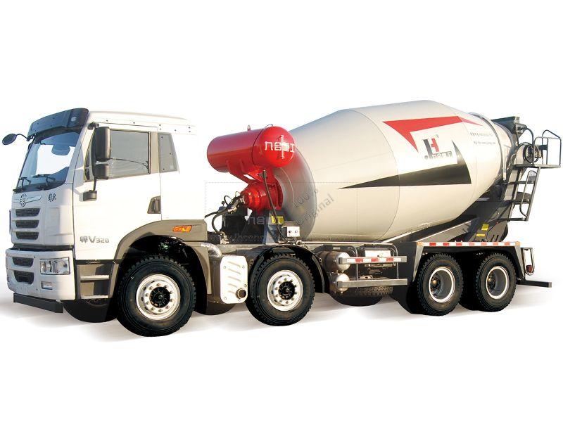 18m3 Concrete Mixer Truck