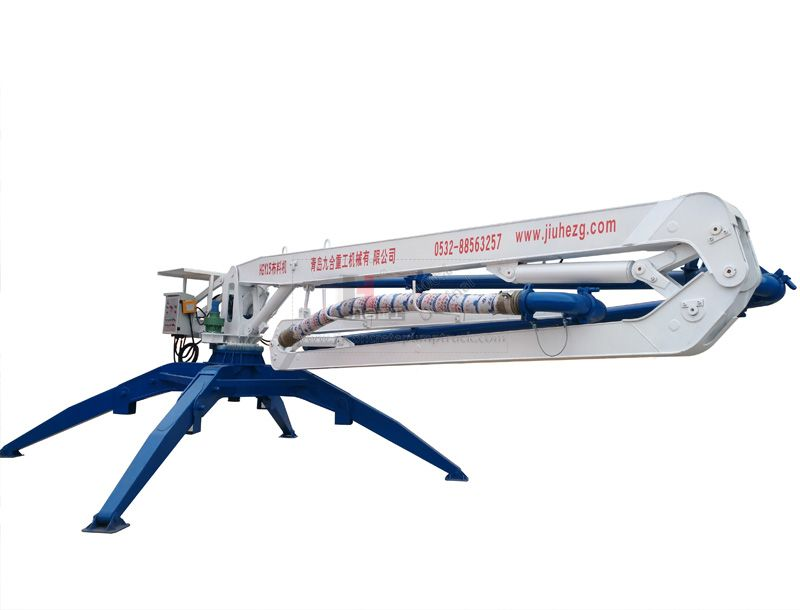 HGY17 Mobile Concrete Placing Boom