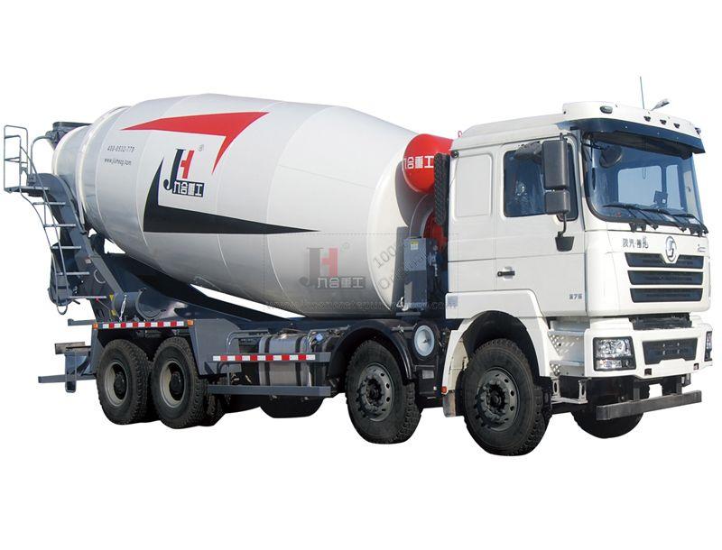 20m3 Concrete Mixer Truck
