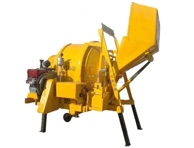 JZC350-500 Diesel Concrete Mixer