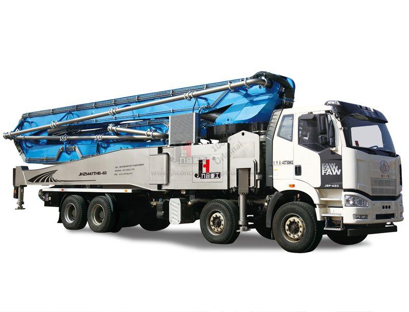 63M concrete pump truck