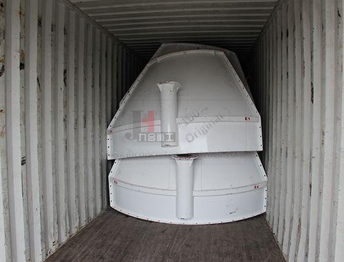 100ton split cement silo